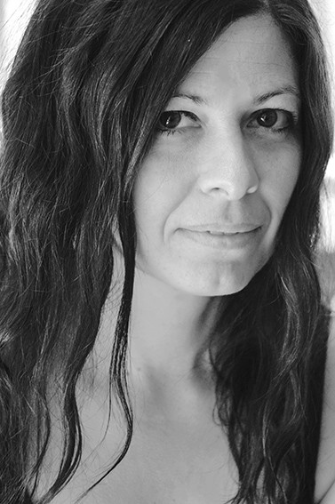 Lisa Spykers headshot bw web